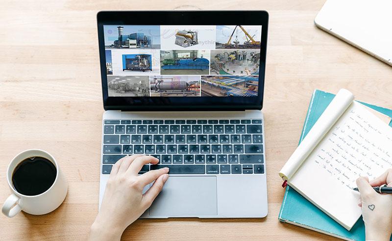 机械设备行业网站建设怎么做?