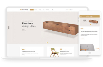更多H5外贸网站模板 涵盖机械、美容、服装、家装、宠物等多个行业